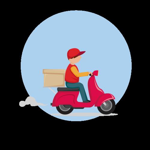 Módulo encomenda e delivery Forti Informática